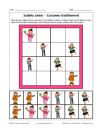 Sudoku de costumes traditionnels