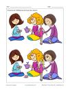 Jouons avec la poupée