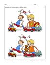 Jouons avec des voitures