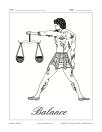 Zodiaque: Balance
