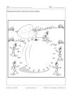 La pomme et les fourmis