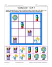 Sudoku de l'école 4