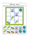 Sudoku de l'espace 2