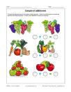Additions - Fruits et légumes