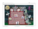 Labyrinthe Maison hantée