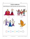 Addition - Personnages