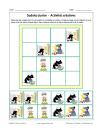 Sudoku d'activités créatives