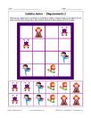 Sudoku de déguisements 2