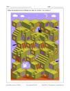 Labyrinthe Escaliers et échelles 2