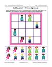 Sudoku de prince et princesses