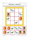 Sudoku de Saint-Nicolas