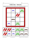 Sudoku de chaussures