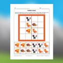Sudoku des animaux de la forêt