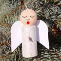 Déco ange de Noël
