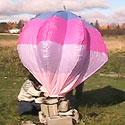 Comment faire une montgolfière