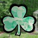 Vitrail de St Patrick