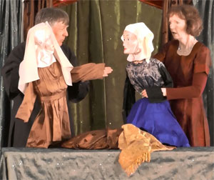 Rag and Bone Puppet Theatre