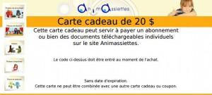 CarteCadeau20