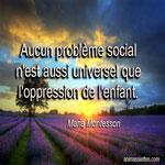 Aucun problème social