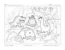 Dinosaures sympathiques