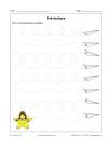 Pré-écriture 120 (Avions en papier)