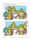 Les tortues à l'école