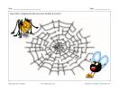 Labyrinthe Toile d'araignée