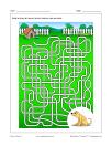 Labyrinthe Chien et niche 2