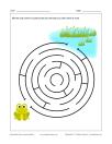 Labyrinthe Mare aux grenouilles
