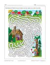 Labyrinthe Hansel et Gretel