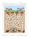 Labyrinthe Terriers de lapins