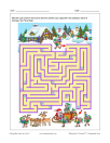 Labyrinthe Lutins de Noël 2