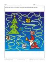 Labyrinthe Sapin de Noël 3