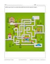 Labyrinthe Route de village 2