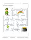 Labyrinthe de Saint-Patrick