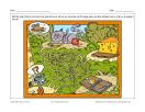 Labyrinthe Souris et chat