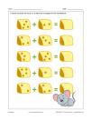 Additions avec des fromages