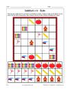 Sudoku 6x6 de l'école