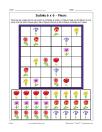 Sudoku 6x6 de fleurs