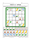 Sudoku 6x6 de jardinage