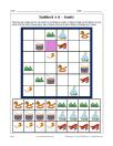 Sudoku 6x6 de jouets