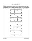 Sudoku classique 4