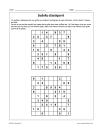 Sudoku classique 6