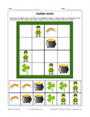 Sudoku de Saint-Patrick