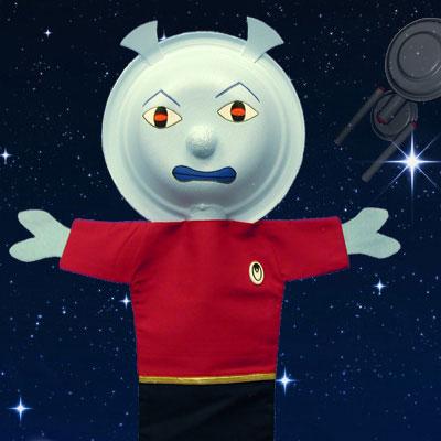 Marionnettes Astronautes