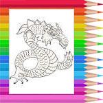 Dragon vaillant