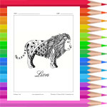 Zodiaque: Lion