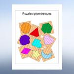Patrons de puzzles géométriques