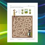 Labyrinthe Détective