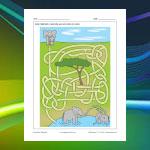 Labyrinthe Éléphants